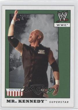 2008 Topps Heritage WWE IV - [???] #38 - Mr. Kennedy