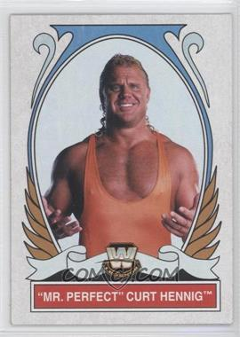 2008 Topps Heritage WWE IV [???] #79 - Curt Hennig