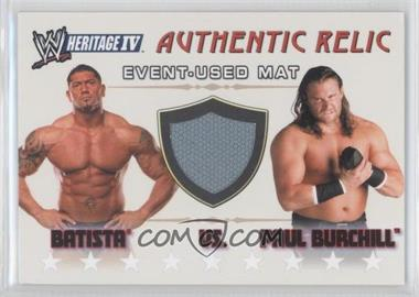 2008 Topps Heritage WWE IV [???] #N/A - [Missing]