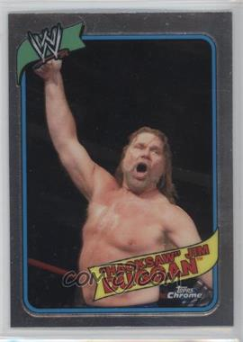 2008 Topps WWE Heritage Chrome - [Base] #30 - Jim Duggan
