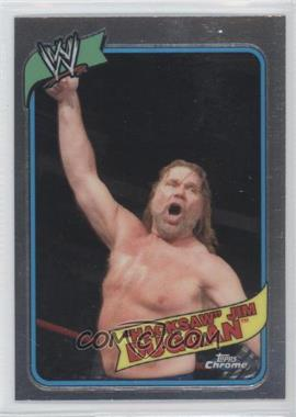 2008 Topps WWE Heritage Chrome [???] #30 - Jim Duggan