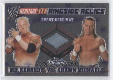 2008 Topps WWE Heritage Chrome [???] #N/A - [Missing]