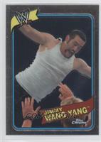 Jimmy Wang Yang