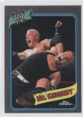 2008 Topps WWE Heritage Chrome #51 - Mr. Kennedy