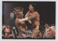 CM Punk vs. Shannon Moore