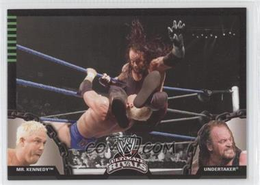 2008 Topps WWE Ultimate Rivals - [Base] #34 - Mr. Kennedy, Undertaker