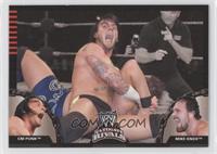 CM Punk vs. Mike Knox