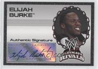 Elijah Burke