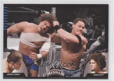 2008 Topps WWE Ultimate Rivals #20 - [Missing]