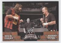 Mick Foley, Terry Funk