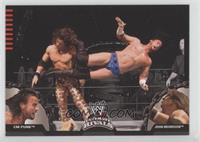 CM Punk vs. John Morrison