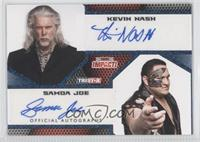 Kevin Nash, Samoa Joe /25
