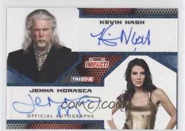 2009 TRISTAR TNA Impact! Autographs Blue #IA-66 - [Missing] /25