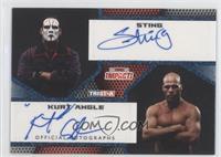 Sting, Kurt Angle /25