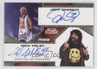 Jeff Jarrett, Mick Foley /60