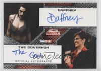 Daffney, The Governor