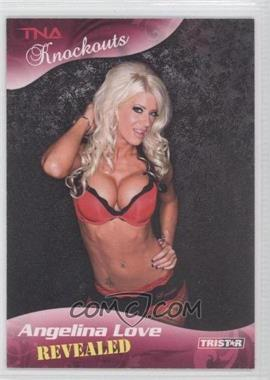 2009 TRISTAR TNA Wrestling Knockouts - [Base] #100 - Angelina Love