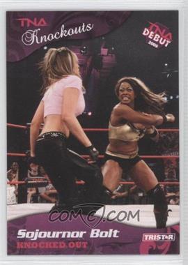 2009 TRISTAR TNA Wrestling Knockouts - [Base] #15 - Sojournor Bolt