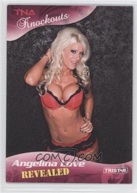 2009 TRISTAR TNA Wrestling Knockouts [???] #100 - Angelina Love