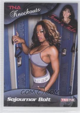 2009 TRISTAR TNA Wrestling Knockouts [???] #44 - Sojournor Bolt