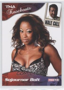 2009 TRISTAR TNA Wrestling Knockouts [???] #86 - Sojournor Bolt