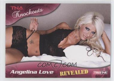2009 TRISTAR TNA Wrestling Knockouts [???] #91 - Angelina Love