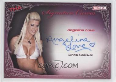2009 TRISTAR TNA Wrestling Knockouts [???] #KA1 - Angelina Love