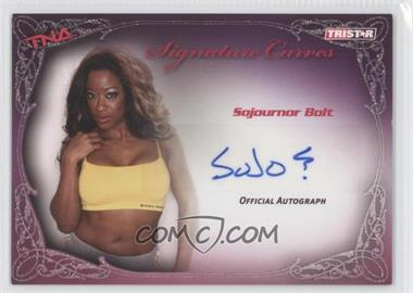 2009 TRISTAR TNA Wrestling Knockouts [???] #KA12 - Sojournor Bolt