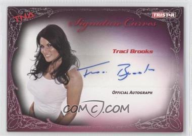 2009 TRISTAR TNA Wrestling Knockouts [???] #KA14 - Tracy Brooks