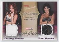 Christy Hemme, Traci Brooks /175