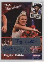 Taylor Wilde, Jay Lethal