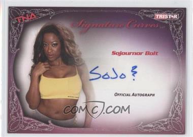 2009 TRISTAR TNA Wrestling Knockouts Signature Curves #KA12 - Sojournor Bolt