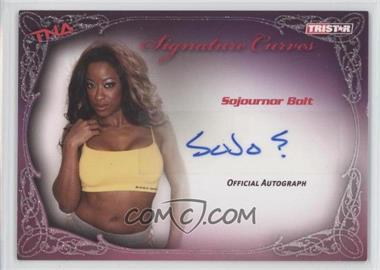 2009 TRISTAR TNA Wrestling Knockouts Signature Curves #KA12 - Sojournor Bolt