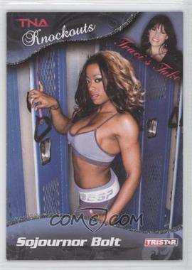 2009 TRISTAR TNA Wrestling Knockouts Silver #44 - Sojournor Bolt /40