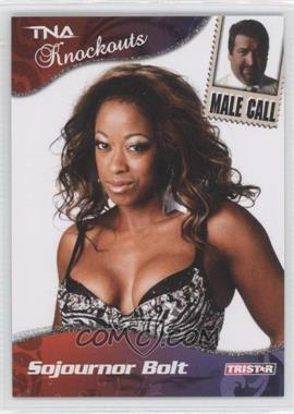 2009 TRISTAR TNA Wrestling Knockouts Silver #86 - Sojournor Bolt /40