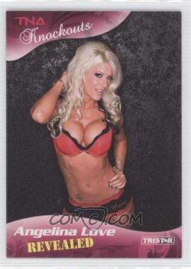 2009 TRISTAR TNA Wrestling Knockouts #100 - Angelina Love