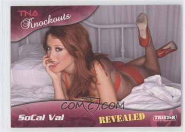2009 TRISTAR TNA Wrestling Knockouts #104 - SoCal Val