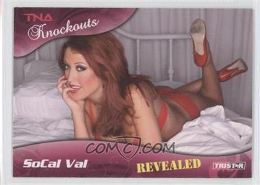 2009 TRISTAR TNA Wrestling Knockouts #104 - SoCal Val