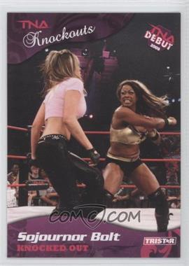 2009 TRISTAR TNA Wrestling Knockouts #15 - Sojournor Bolt