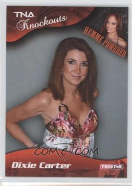 2009 TRISTAR TNA Wrestling Knockouts #33 - Dixie Carter
