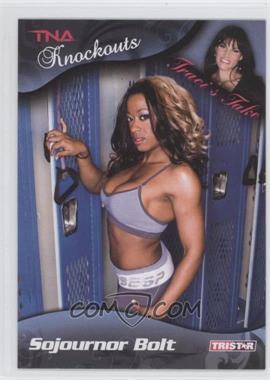 2009 TRISTAR TNA Wrestling Knockouts #44 - Sojournor Bolt