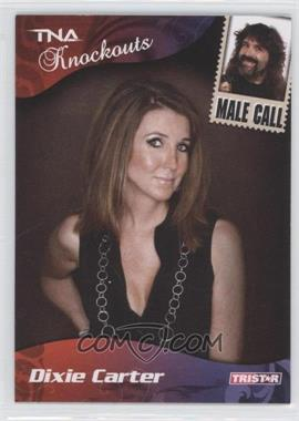 2009 TRISTAR TNA Wrestling Knockouts #76 - Dixie Carter