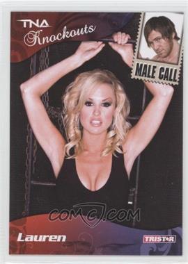 2009 TRISTAR TNA Wrestling Knockouts #79 - Lauren