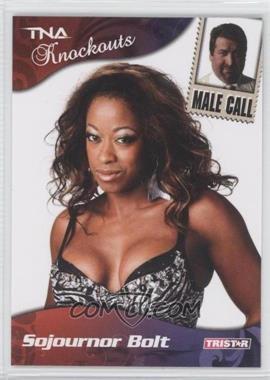 2009 TRISTAR TNA Wrestling Knockouts #86 - Sojournor Bolt