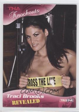 2009 TRISTAR TNA Wrestling Knockouts #90 - Traci Brooks