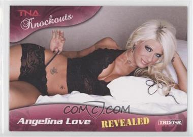 2009 TRISTAR TNA Wrestling Knockouts #91 - Angelina Love