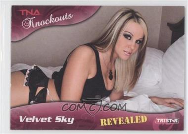 2009 TRISTAR TNA Wrestling Knockouts #94 - Velvet Sky