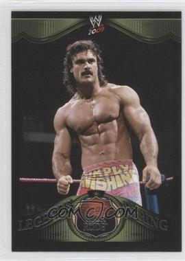 2009 Topps WWE - Legends of the Ring #13 - Rick Rude