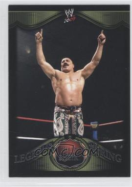 2009 Topps WWE Legends of the Ring #7 - Iron Sheik