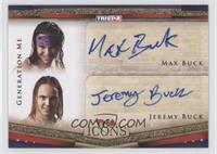 Max Buck, Jeremy Buck /50